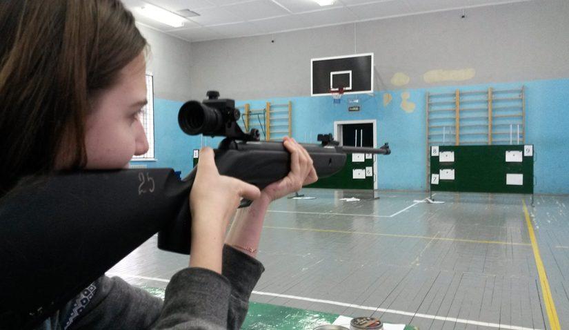 Центр образования № 23 в очередной раз стал местом проведения финала Первенства города среди школьников по стрельбе из пневматического оружия.