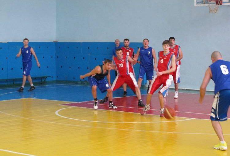 Первенство г.Новомосковска по баскетболу среди юношей