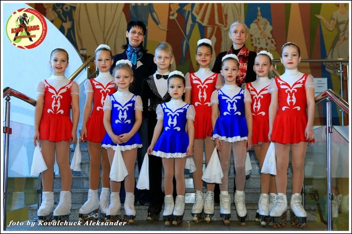XVIII открытый фестиваль » «AERODANCE» в Новомосковске