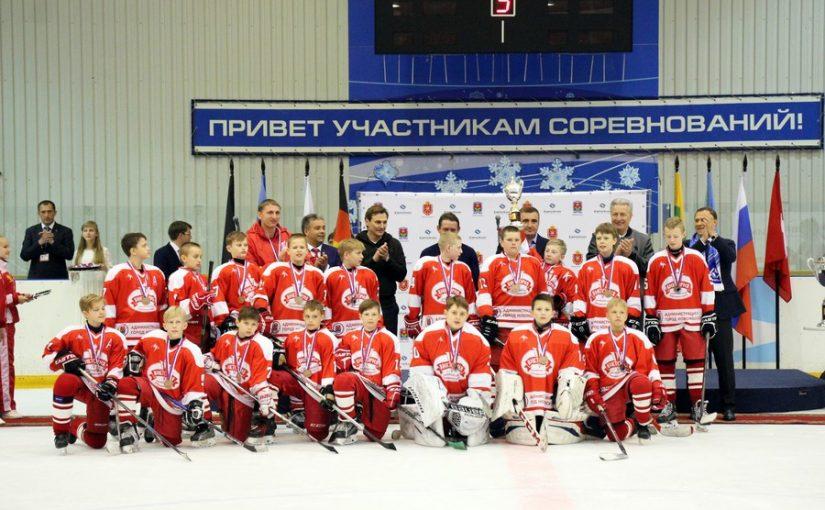 Закрытие хоккейного турнира МКХ «ЕвроХим»!