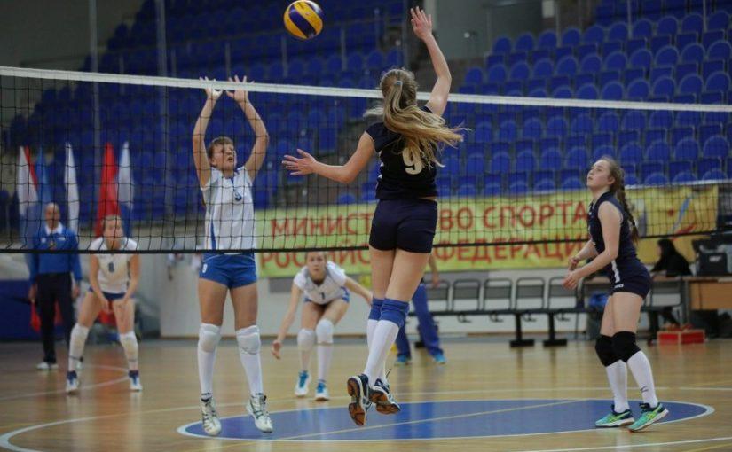 Успех новомосковских волейболисток