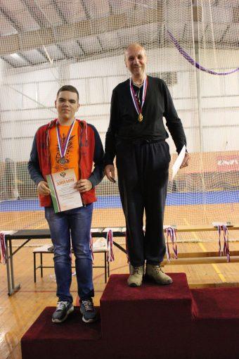 Литвинов Дмитрий 3 место