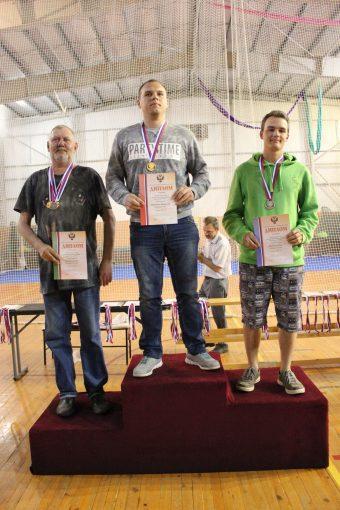 Литвинов Виталий 1 место