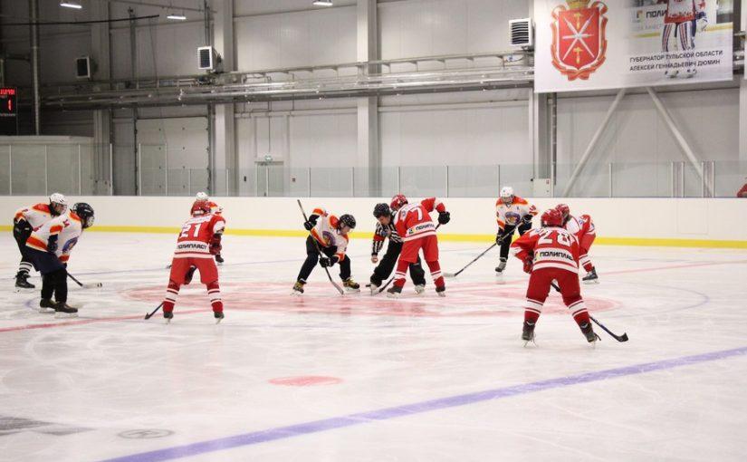 Жеребьевка детских хоккейных команд