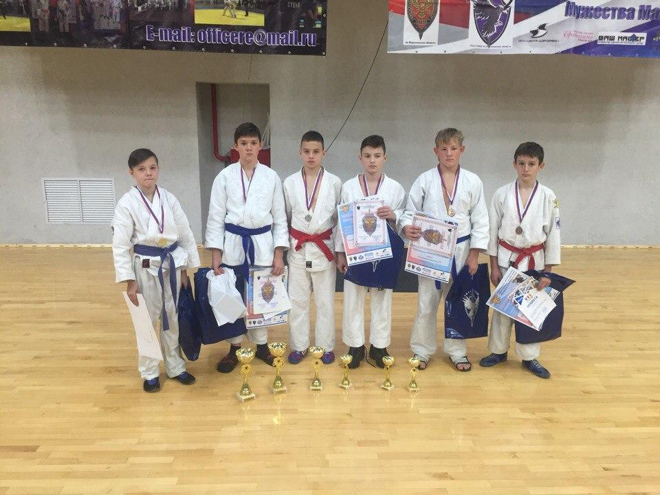 Победители и призеры в возрастной группе 12-13 лет
