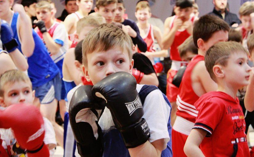 Показали «Русский бокс»